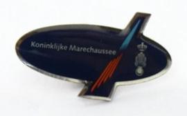 KMAR Koninklijke Marechaussee speldje - 3 x 1,7 cm - origineel