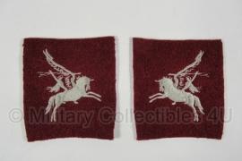 Airborne Division Patches Pegasus SET - gespiegeld