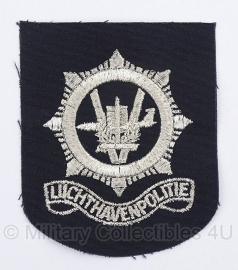 Luchthavenpolitie embleem - origineel