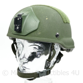 Korps Mariniers ArmorSource LLC AS200 Wendy Helm met NVG night vision mount  - maat M - gedragen - origineel