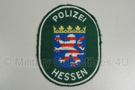 Polizei Hessen embleem - origineel
