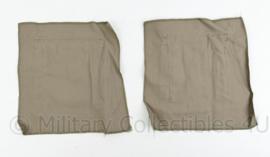 M42 jumpsuit - extra armzakken set - type 2