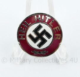 NSDAP HH speld met RZM stempel