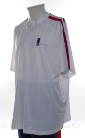 KL Nederlands leger LO sport shirt sportinstructeur - gedragen - merk LI-NING - maat M of L - origineel