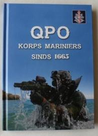 Boek QPO Korps Mariniers sinds 1665  - nieuw  - origineel