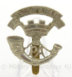 WO2 Britse baret of cap insigne The Somerset Light Infantry  - afmeting 4 x 5 cm - origineel