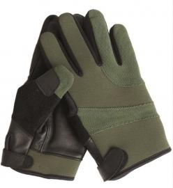 Handschoenen Neopreen / Kevlar - Groen - M, XL of XXL