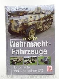 Wehrmacht Fahrzeuge in Farbe