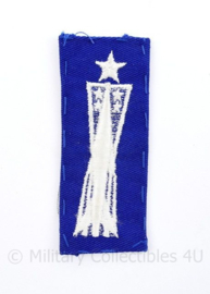 USAF US Air Force patch - 9 x 3,5 cm - origineel