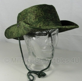 Russische digital Flora camo jungle hat - type 1