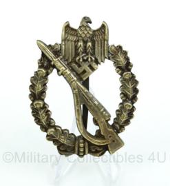 Infanterie sturmabzeichen in Bronze - extra kwaliteit