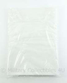 Koninklijke Marine laken 290 x 150 cm - wit - NIEUW in verpakking- origineel