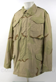 Alpha Industries US Army M65 desert camo parka MET voering - Large Regular  - origineel