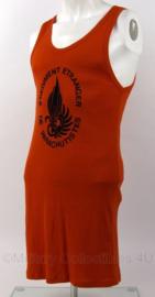 Frans zeldzaam shirt 2e Regimant Etranger De Parachutistes - maat 5 - origineel