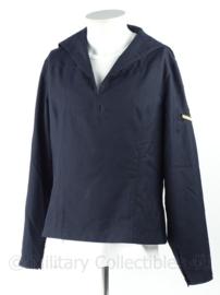KM Koninklijke Marine matrozen Baaienhemd - matroos der 1e klasse Logistieke dienst - maat 53 - origineel