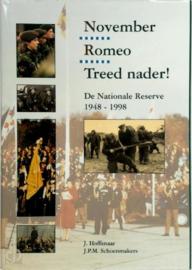 November - Romeo - Treed nader!. De Nationale Reserve 1948-1998
