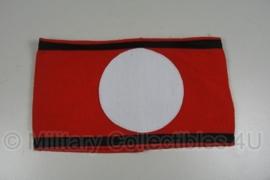 SS armband wol - zonder swastika