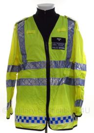 Metropolitan Police geel reflectie dunne overjas - Police Officer - size 108 short - origineel