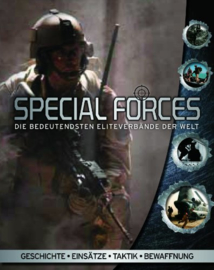 Boek Special Forces Die bedeutendsten Eliteverbände der Welt - Chris Chant