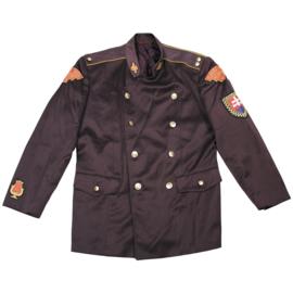 Muziekkorps uniform jas Aubergine - maat 54 - origineel