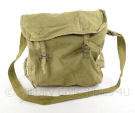 US Vietnam oorlog tas - van Vietcong - Zeldzaam! - 26 x 27 cm - origineel
