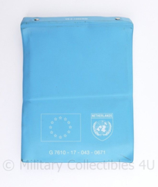 Handboek VN UN United Nations Netherlands voorschrift Vredesmachten Internationaal 1991 - 20 x 15 x 1,5 cm - origineel