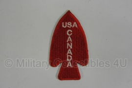WWII US 1st special service force patch USA Canada
