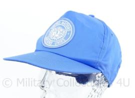 Nederlandse  VN UN United Nations Baseball cap - nieuwstaat -  origineel