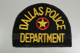 Dallas Police Dept patch - origineel