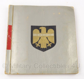 Zigarettenbilder Album - Die Reichswehr - compleet