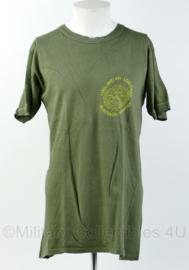 KL Nederlandse leger  1 (NL/BE) VN LOG/TBAT BUSOVACA / SANTICI shirt - gedragen - maat 7 = XXL - origineel