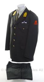 KL Nederlandse leger DT2000 uniform SET - met originele insignes - maat 58 - origineel