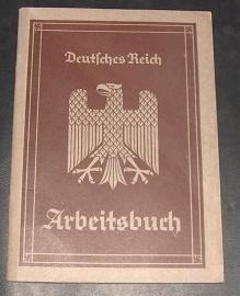Arbeitsbuch 9 december 1935