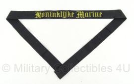 Koninklijke Marine mutsband - origineel