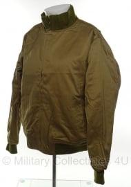 Tanker Jacket - bruin khaki - maat M, L, XL of XXL