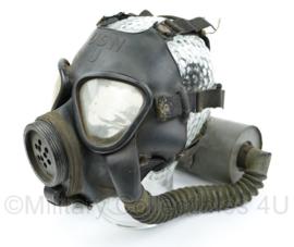 Wo2 USN US Navy gasmasker met filter uit 1943 -  - origineel