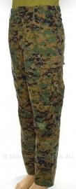 USMC Marpat camo Uniform broek - goede staat - 28short of 32 short - origineel