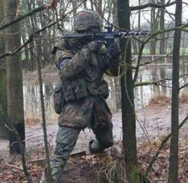 Moderne Bundeswehr set