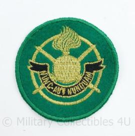 KCT Korps Commandotroepen embleem - diameter 7 cm - origineel