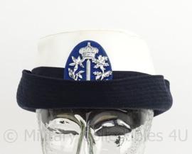 Belgische gemeentelijke politie dames hoed - maat 55 - origineel