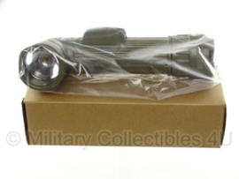 Leger zaklamp TL-122D (US WO2 model) - NIEUW in verpakking - 21 cm lang - origineel