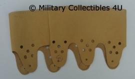Helm leerwerk voor M35, M40 of M42 helm - maat 54 of 61