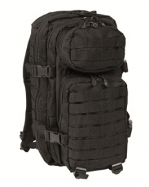 US Assault Pack Small Black
