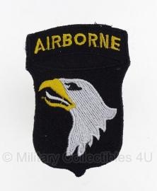US Airborne 101 embleem adelaar - 11 x 7,5 cm