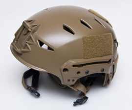 Team Wendy EXFIL LTP lightweight tactical patrouille helm - Tactical Bump Helmet - COYOTE TAN - Size 1 = M/L = 55-60 cm - origineel