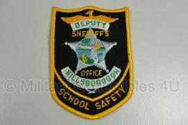 Hillsborough School Safety Sheriff's Office patch - origineel