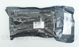 Leger The Emergency Bandage 4 inch wondverband Large wound amputation dressing - made in Israel - tht 04-2022 - origineel