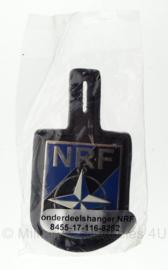 Borsthanger NRF Nato Response Force - nieuw in verpakking - origineel