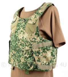 Nederlandse Leger NFP multitone scherfwerend protection vest L/S - nieuwe model - maat 38 - origineel