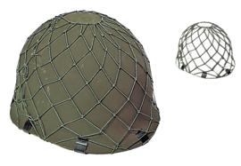 Bundeswehr M1 helm net (zonder helm)- past ook op andere en KL M1 Helmen - origineel